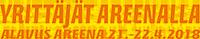 Yrittäjät Areenalla Logo